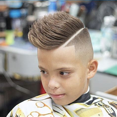 kids spike hairstyle hard part cut hairstyles and kid hair on pinterest