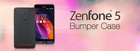 Asus Zenfone 5 Premium Soft Casing Cover Bumper Sarung Armor zenfone 5 bumper phone accessory asus global