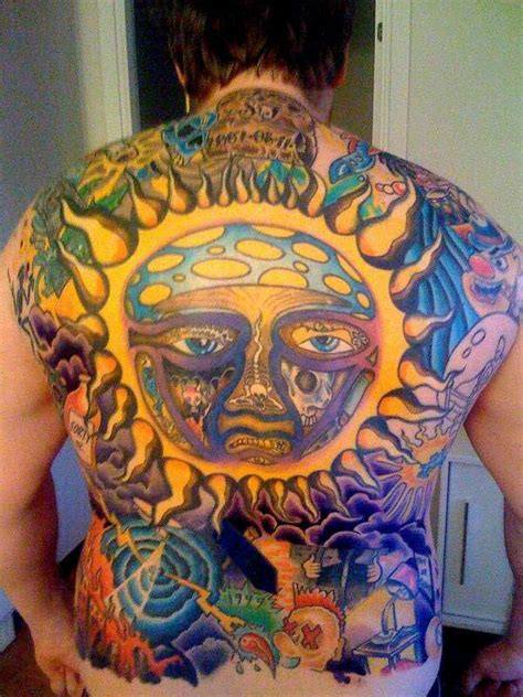 sublime tattoo sublime almost finished