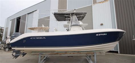 cobia boats for sale in nc 2008 cobia 256 center console power new and used boats for