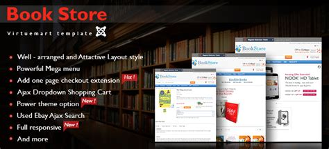 why should open online book store with virtuemart book