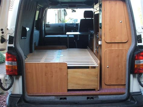 vw t5 interior layout ideas alternative layout diy build vw t4 forum vw t5 forum