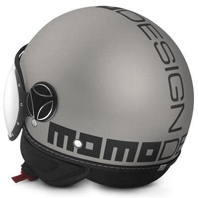 evo design helmet momo fighter evo helmet in frost dove grey scooter crazy ltd