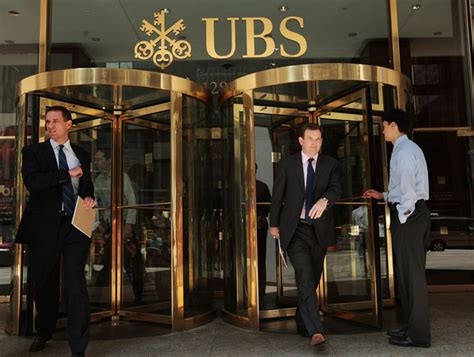bank ubs return to yearly profit post financial crisis for