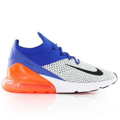 Jual Nike Air 270 nike air max 270 flyknit white black racer blue total crimson basket4ballers