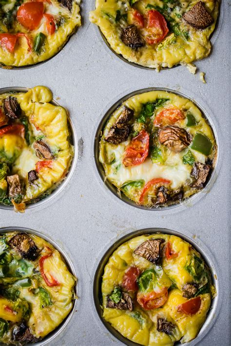 Muffin Cup healthy breakfast muffin cups