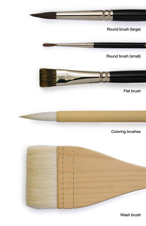 japanese painting implements mau art design glossary watercolor brushes mau art design glossary musashino