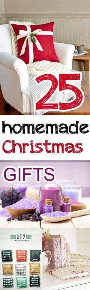 homemade gifts and christmas gift ideas on pinterest