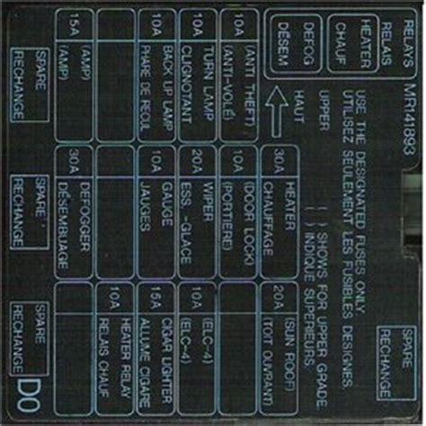 pajero 2 8 wiring diagram 25 wiring diagram images