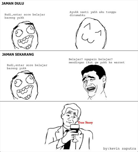 Meme Komik - meme komik true story indonesia image memes at relatably com