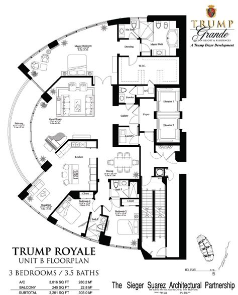 The Trumps Floor Plan | the trumps floor plan the trumps floor plan the trumps