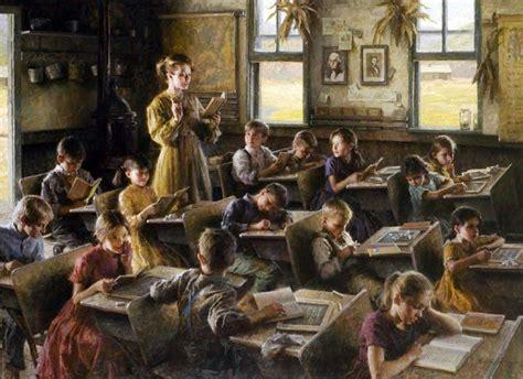 painting for teachers сочинение по картине моргана вестлинга 171 сельская школа 187