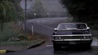 supernatural dean winchester chevrolet impala sam