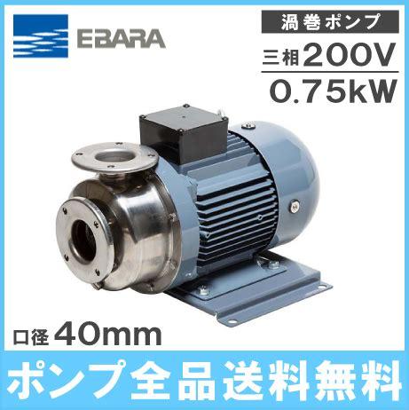 Mechanical Seal Ebara 25 ssn rakuten global market centrifugal mechanical seal type scd type 40scd6 75 200v made