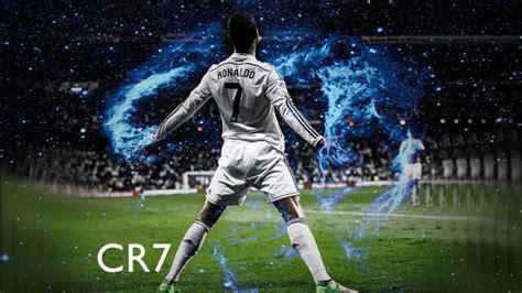 Gambar 3d Football cristiano ronaldo hd wallpapers