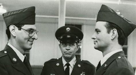 bill murray war movie stripes turns 35 director ivan reitman remembers the