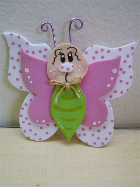 imagenes mariposas de goma eva mariposa en goma eva goma eva pinterest descubre m 225 s
