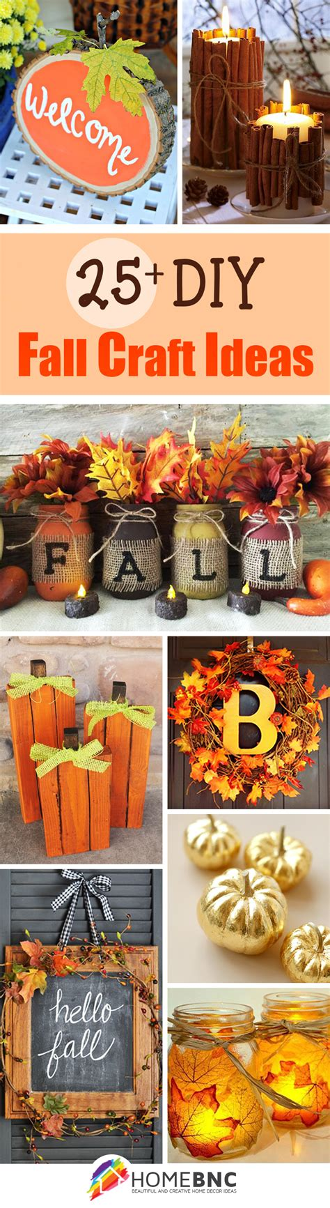 diy home crafts decorations 28 best diy fall craft ideas and decorations for 2018