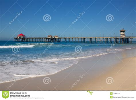 Surf City Cottages Huntington by Huntington Pier Surf City Usa With Lifeguard Tower