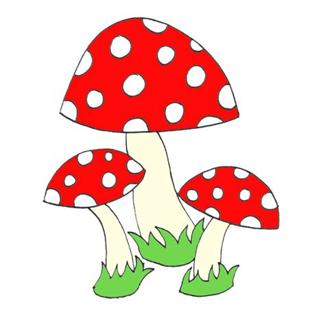 Toadstool Clipart toadstool images clipart best