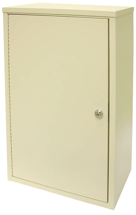 omnimed economy 2 shelf narcotic cabinet janitorial