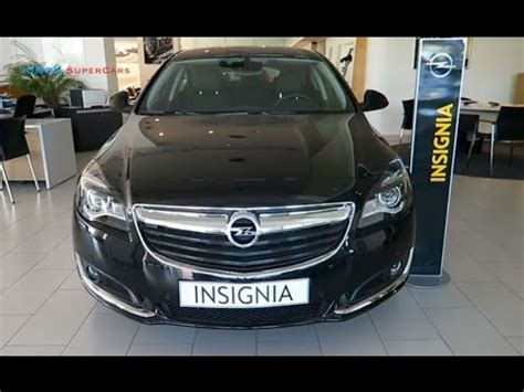 opel insignia 2016 interior new 2016 opel insignia exterior interior youtube