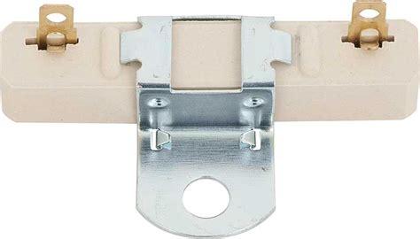 testing mopar ballast resistor mopar parts ignition system stock ignition classic