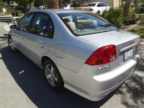 honda civic 4 door 2004 purchase used 2004 honda civic ex sedan 4 door 1 7l in