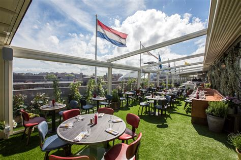 on the roof on the roof with q new rooftop pop up restaurant from