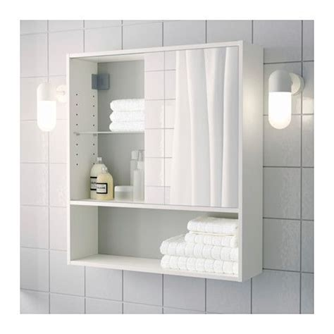 bathroom mirror cabinets ikea hj 196 lmaren wall shelf black brown toilets mirror