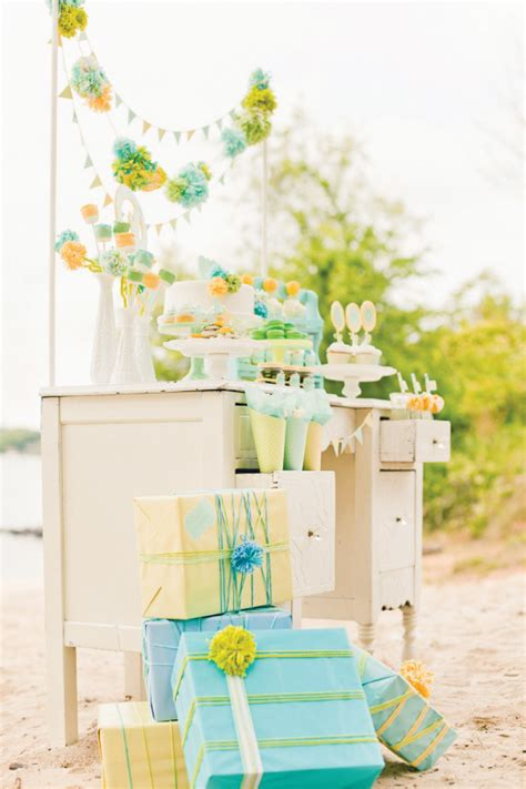 event inspiration for a gender neutral baby shower the