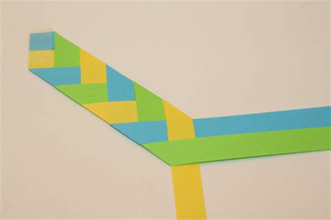 How To Make A Paper Wristband - braided paper bracelets and bookmarks tally s treasury