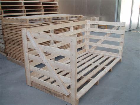 gabbia di legno gabbie effa imballaggi