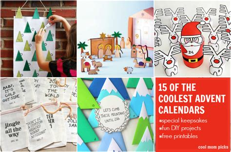 Cool Advent Calendars 15 Of The Best Advent Calendars From Diy To Keepsakes