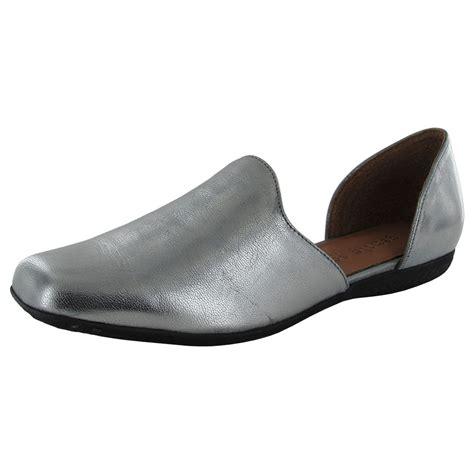 gentle souls shoes gentle souls womens etsu leather flat slip on shoe ebay