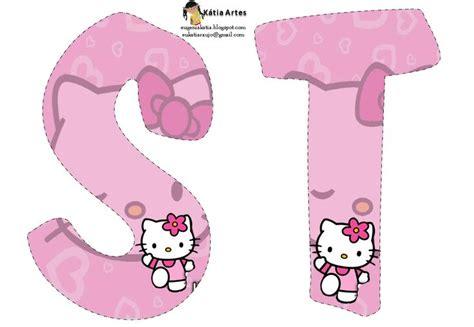 printable hello kitty letters 126 best hello kitty images on pinterest alphabet