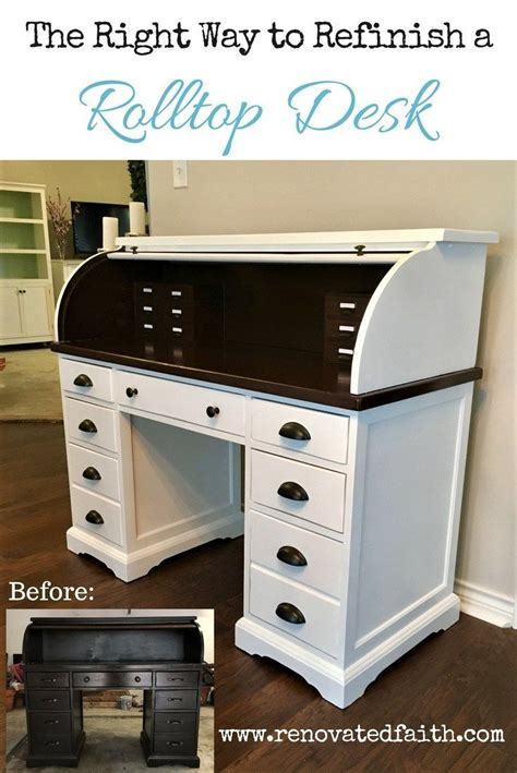 roll top desk tambour the right way to refinish a rolltop desk