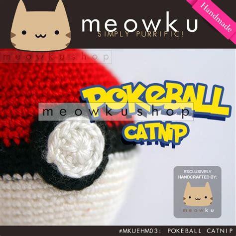 Mainan Kucing Cat Teaser Catnip pokeball catnip cat handmade p end 12 14 2017 7 12 pm