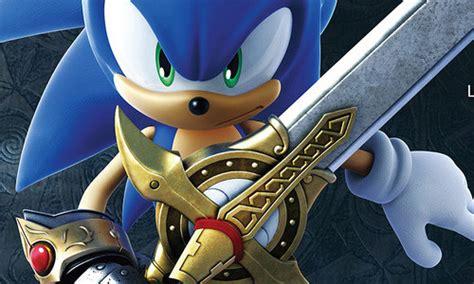 Imagenes Epicas De Sonic   nuevo video de sonic and the black knight para wii