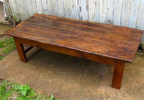 rustic farmhouse coffee table rustic farmhouse coffee table 300935