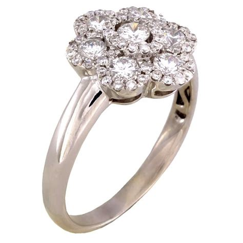 buy 0 76 ct 18k white gold ring antwerp or