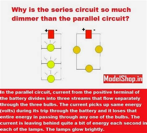 parallel circuits materials learn science experiments magical science tricks and