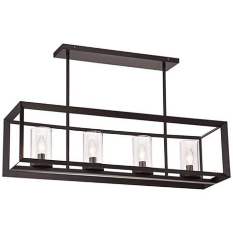 rectangular dining room light fixtures best 25 rectangular chandelier ideas on