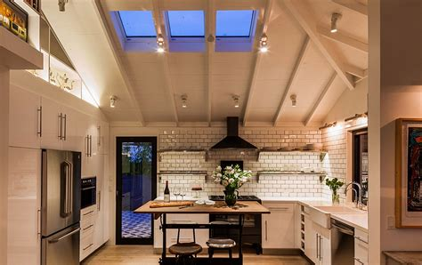 home lighting tips using skylight to bring a new 25 captivating ideas for kitchens with skylights