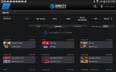 directv tablet apk directv for business v1 2 2 apk mirror