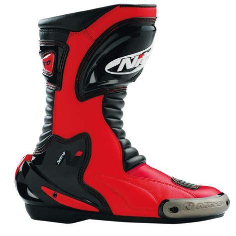 motorcycle racing boots nitro racing nb101 motorcycle race boots race sport