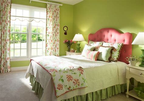 Pink And Green Walls In A Bedroom Ideas | decorating a mint green bedroom ideas inspiration