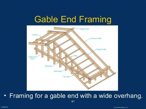 image result  lookouts gable overhang detail roof