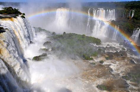 wodospad iguazu strona brazylijska