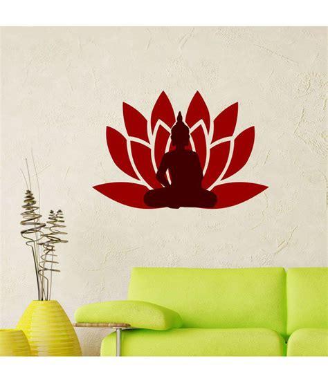 buddha wall sticker chipakk lord buddha wall sticker buy chipakk lord buddha